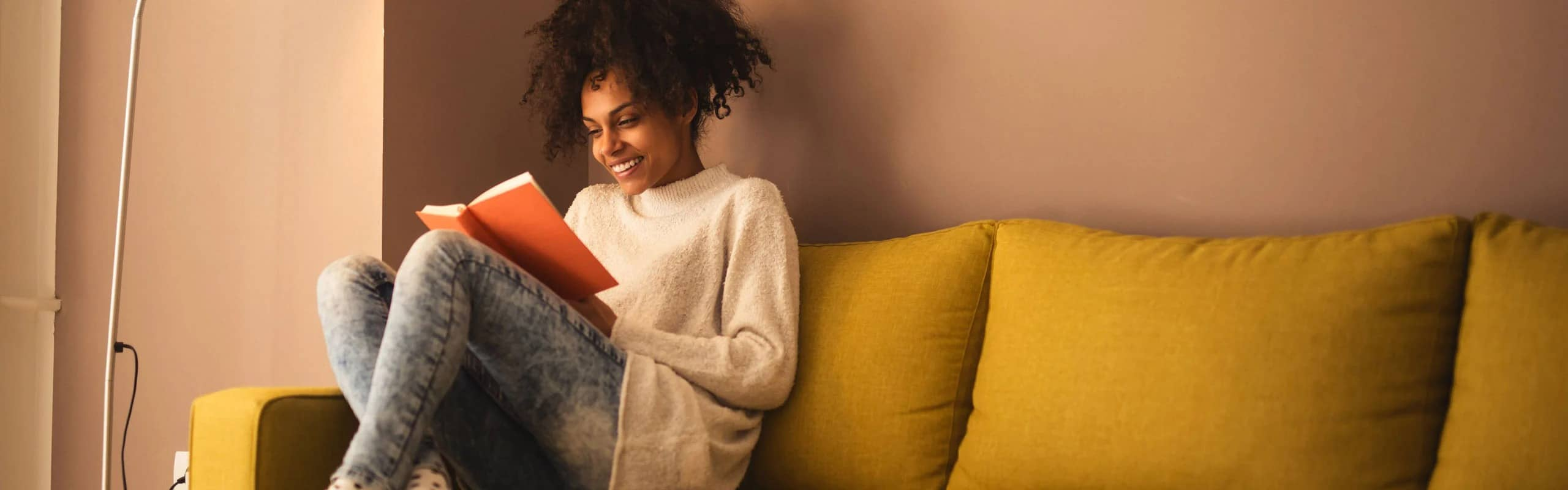 woman-reading-on-couch