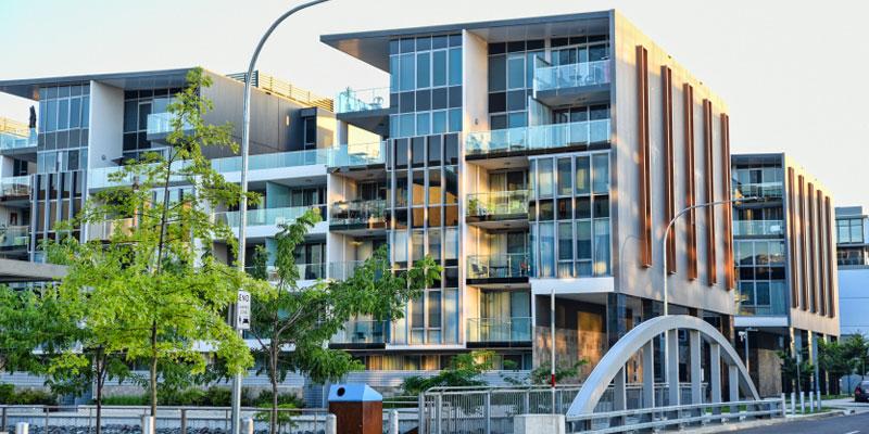 City Modern Designed Condo