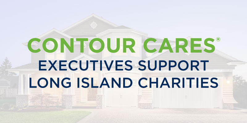 Contour Cares: Executives Support Long Island Charities