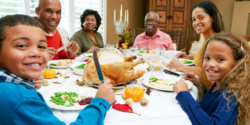 The Nesting Blog: How Thanksgiving Turned My House into a Home