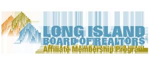 long island board of realtors affiliate membership program logo
